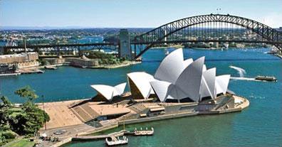 »Sydney Opernhaus und Harbour Bridge - Ostküste Rundreise«