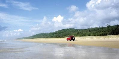 »Fraser Island - Australienreise Ostküste auf eigene Faust«
