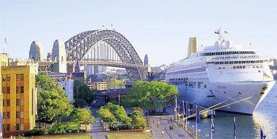 »Sydney Harbour Bridge - Traumhafte Mietwagenreise Australien«