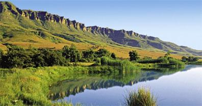 »Mietwagenreise durch Südafrika - Land der Vielfalt«
