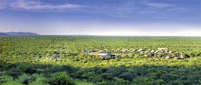 »Namibia mit Herz und Seele: Damara Mopane Lodge«