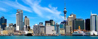 »Auckland Neuseeland - Queen Charlotte Neuseeland«