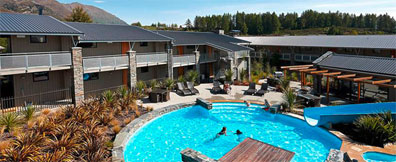 » Queen Charlotte Neuseeland - Wyndham Vacation Resort «