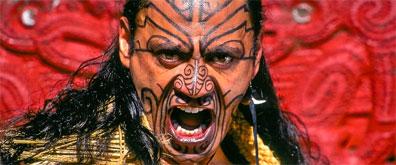 »Tamaki Maori Village - Maori-Konzert Rotorua«