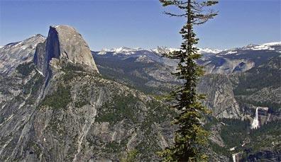»Kalifornien Reise Mietwagen: Yosemite Nationalpark«