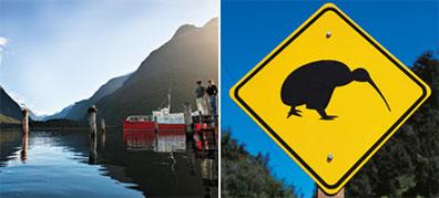 »Impressionen der Südinsel - Mietwagenreise Neuseeland«