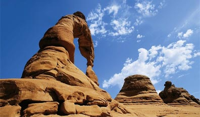 »Rocky Mountain Frontiers: Delicate Arch, Arches Nationalpark«