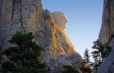 »Colorado & die Rocky Mountains: Mount Rushmore«