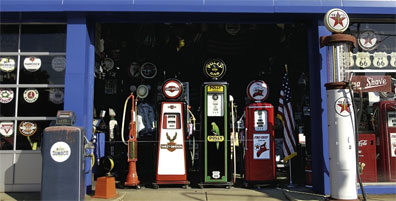 »Mietwagenreise Historic Route 66 - National Scenic Byway«