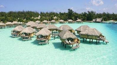 »Südsee Traumurlaub - Bora Bora Pearl Beach Resort«