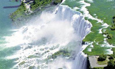 »Kanada Highlights Mietwagenreise: Niagarafälle«