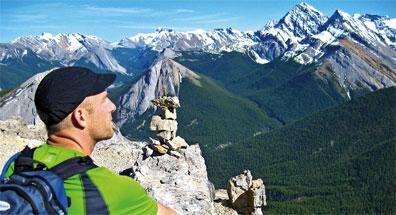 »Kanada Highlights per Mietwagen: Jasper Nationalpark«