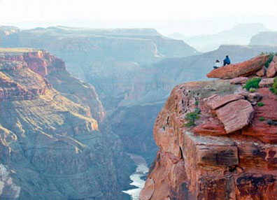 »Toroweap, Grand Canyon Nationalpark Nordkante«