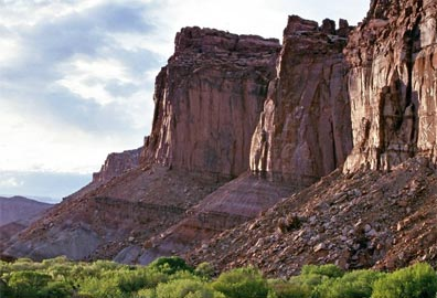 » Reise durch den Südwesten USA: Capitol Reef Nationalpark «