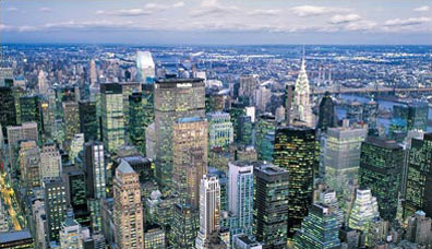 »Fliegen Sie mit uns nach New York - Rundreise Osten USA«