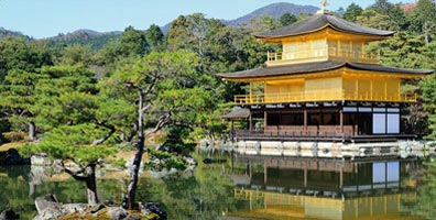 » Goldener Pavillon in Kyoto - Japan für Liebhaber «