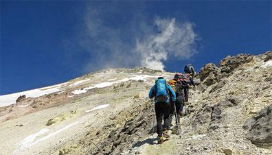 »Damavand - 9 Tage Expeditionsreise zum höchsten Vulkan«