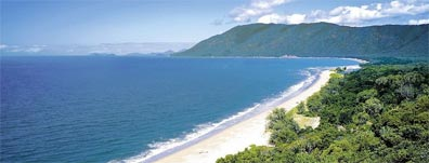 »Australien Reise Metropolen und Strand: Rex Lookout - Cairns«