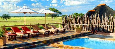 »Rundreise Etosha NP in Namibia - traumhafte Hotels und Lodge«