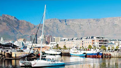 » Kapstadt Waterfront - South Africa Explorer «