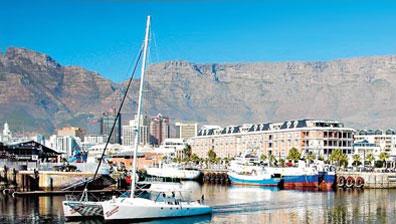 »Kapstadt Waterfront - South Africa Explorer«