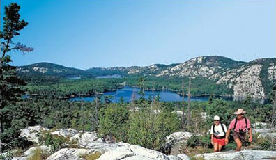 »Killarney Provincial Park - Flugpauschalreise nach Kanada«
