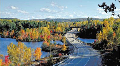 »Algonquin Provincial Park - Auf den Spuren der Elche«