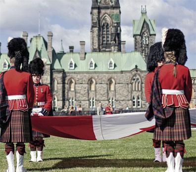 »Ottawa, Ontario - Reise auf den Spuren der Siedler«