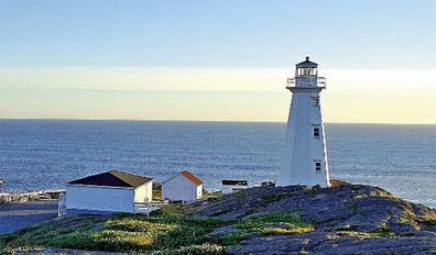» Klassisches Atlantik-Kanada: Cape Spear / St. John's «