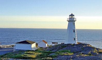 »Klassisches Atlantik-Kanada: Cape Spear / St. John's«