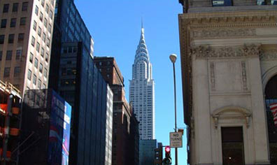 »New York Städtereise günstig buchen«