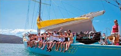 »Island Suntanner Sydney - Cairns für junge Leute«