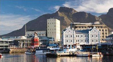 »Die Victoria & Alfred Waterfront in Kapstadt - Südafrika«