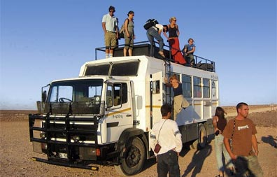 »Fahrt im Safari-Truck - Abenteuer Südafrika«