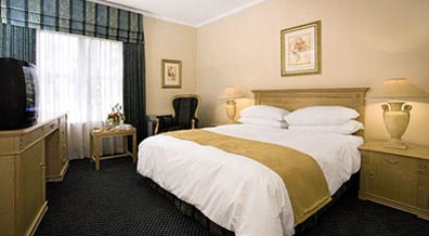 »Ihr Hotel in Johannesburg: das Airport Grand Hotel ****«
