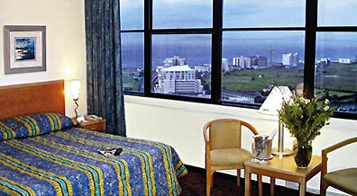 »Cape Town Ritz Hotel *** in Kapstadt mit Meerblick«