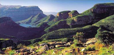 »Blyde River Canyon - Rundreise Südafrika zum Verweilen«