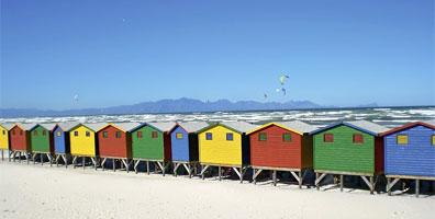 »Best of South Africa Rundreise: Muizenberg«