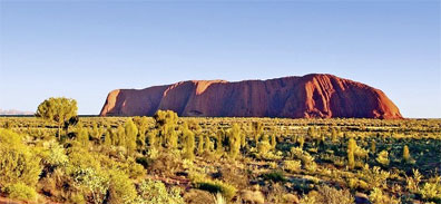 »Sydney, Rock & Reef: Reisen Sie mit uns zum Uluru«