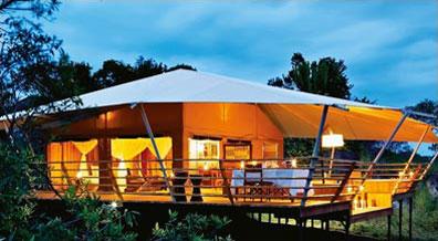 »Serengeti Wohnbeispiel Premium, Serengeti Bushtops«