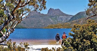 »Cradle Mountain - Mietwagenreise Tasmanien auf eigene Faust«