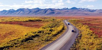 »Alaska Mietwagenreisen: Alaska für Genießer«
