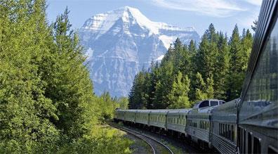 »The Canadian - eine erlebnisreiche Zugreise durch Kanada«