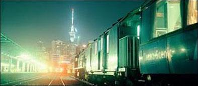 »Tranz Scenic - Neuseelands Eisenbahn«