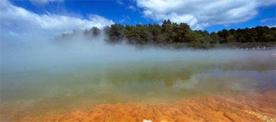 »Neuseeland auf Schritt und Tritt - Neuseeland Aktivreise«
