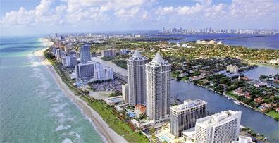 »Reise nach Miami - Florida Sunshine State mit Beach & Fun«