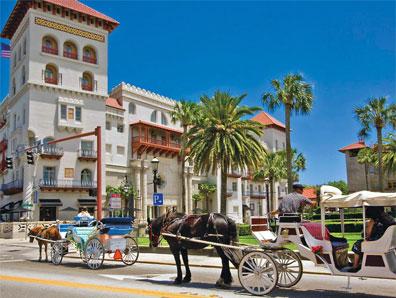 »St. Augustine - Florida Sunshine State mit Beach & Fun«