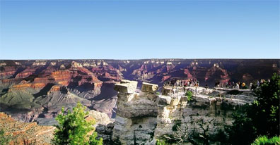 » Grand Canyon Nationalpark - Route 66 Reise per Mietwagen «