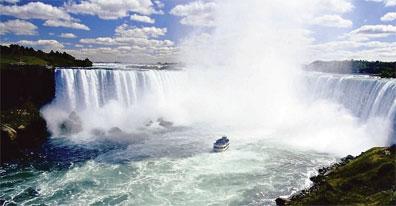 »Niagara Fälle - Reise vom Atlantik zum Pazifik«