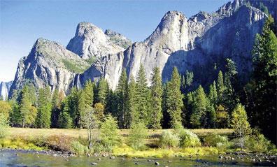 »Yosemite Nationalpark - Westen für Einsteiger Busreise USA«